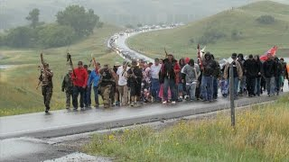 Success!  Dakota Access Pipeline Easement Blocked By Army Corp of Engineers