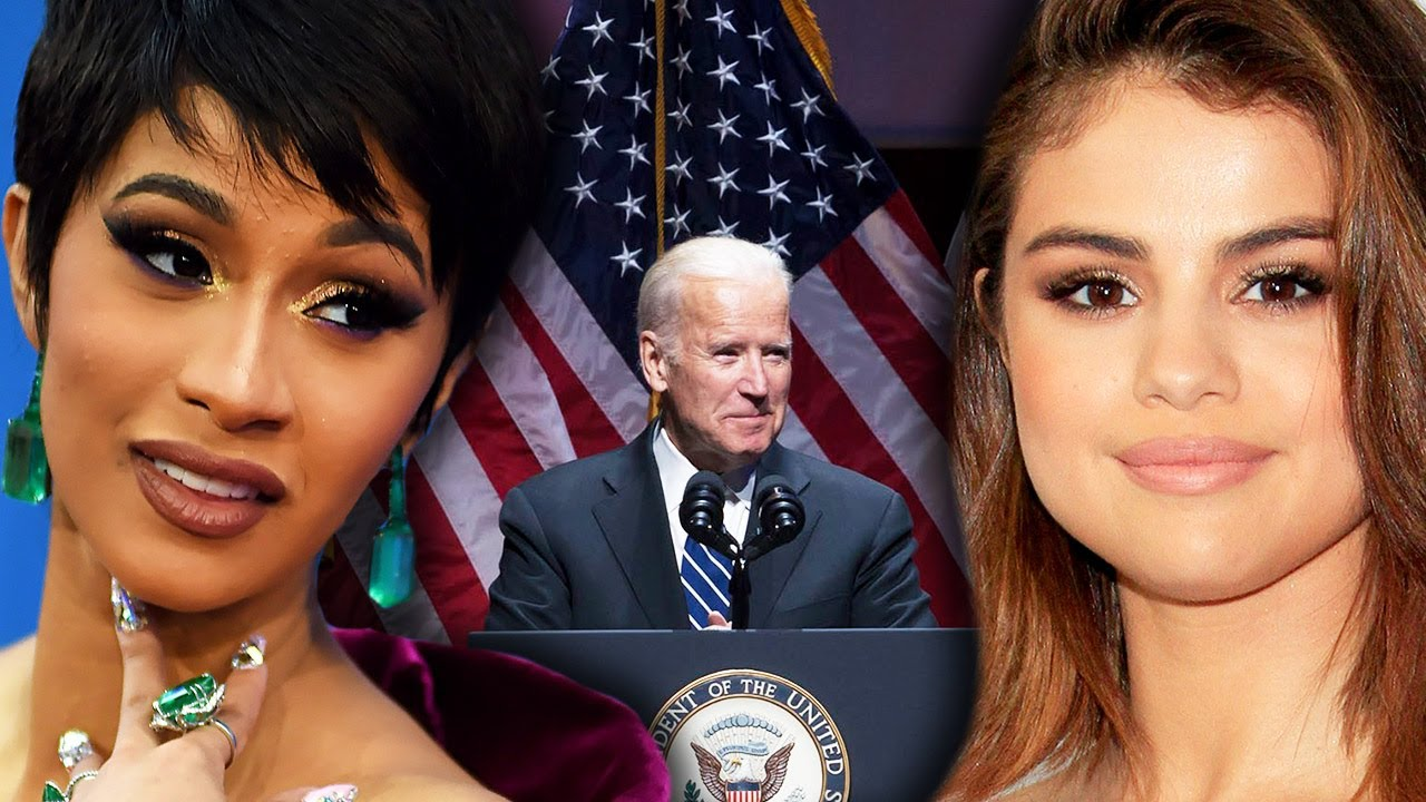 Selena Gomez & Cardi B React To Joe Biden Election Victory