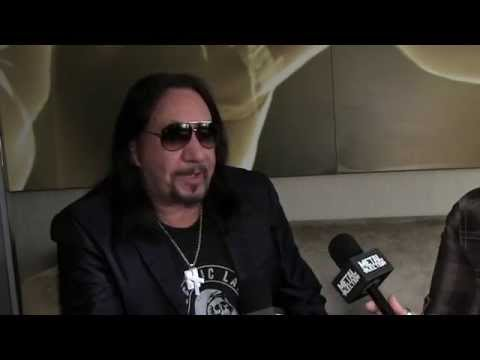 KISS's ACE FREHLEY on New Solo Album & Controlling His Destiny | Metal Injection