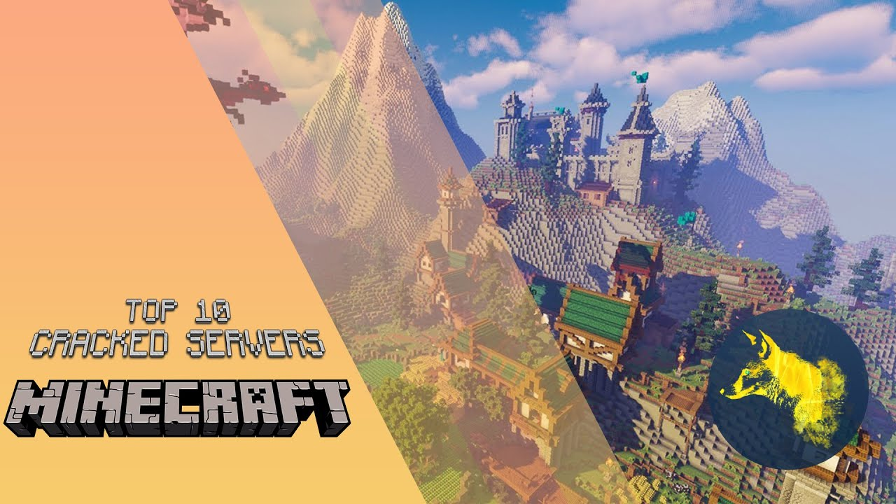 TOP 10 Cracked Minecraft servers of 2020