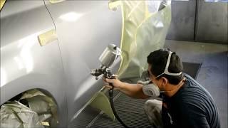 Hvlp-turbine-sprayer-car