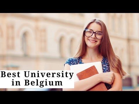 Belgium Highest Ranked Universities 2019| Top 10 University in Belgium|| University Hub