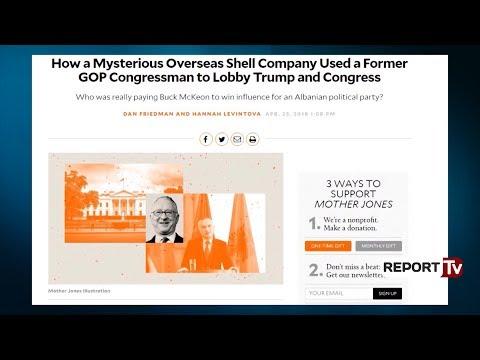 Report TV -Skandali i radhës nga Mother Jones: Si PD edhe LSI ka lobuar nëpërmjet oligarkëve rus