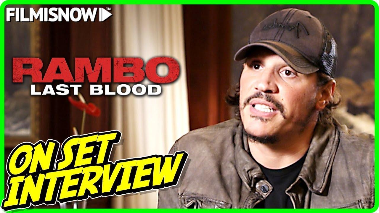 RAMBO: LAST BLOOD | Sergio Peris-Mencheta