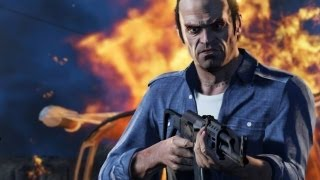 Grand Theft Auto V - GTA 5 Official Gameplay Video