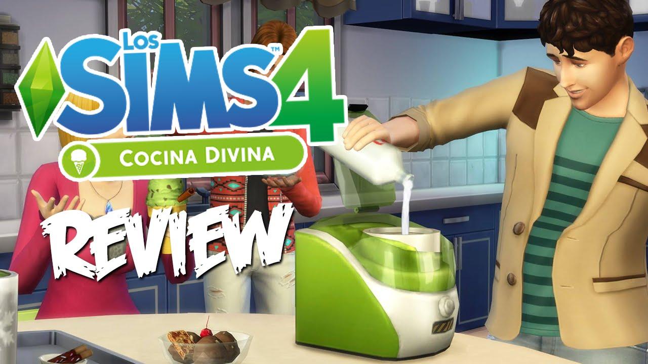 sims 4 cocina divina review e impresiones pack de accesorios - Cocina Divina