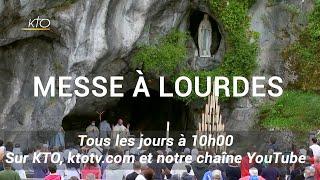 Messe du 21 septembre 2020 à Lourdes