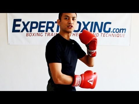 Circular Energy Technique in Boxing Fighting