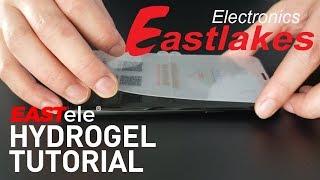 Eastele Hydrogel Installation Tutorial