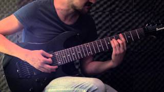 "DEADLOCK Guitar Tutorial - Dead City Sleepers - Inside ""The Arsonist"" 2 