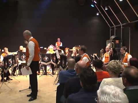 """Deel 1 Nieuwjaarsconcert 2015 """"Koninklijke Brassband Utrecht"""" (KBU)"""