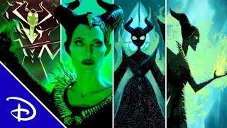Disney Art 4 Ways: Maleficent | Disney