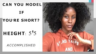 OPEN CALL I Can You Model If You're Short?