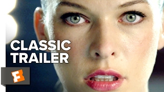 Resident Evil: Afterlife (2010) Official Trailer 1 - Milla Jovovich Movie