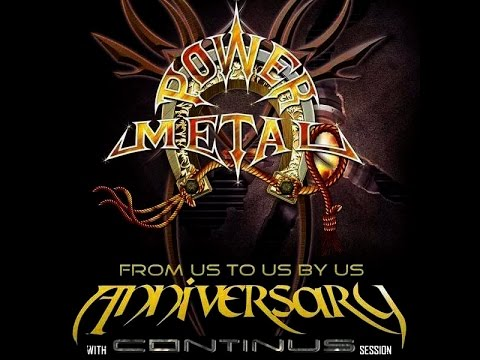 Continous band covering Persia & Sang Waktu, Songs by Power Metal