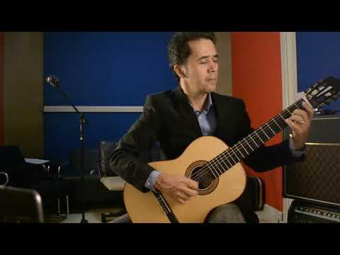 Jairo Reis - Plays Recuerdos de la Alhambra by Francisco Tárrega