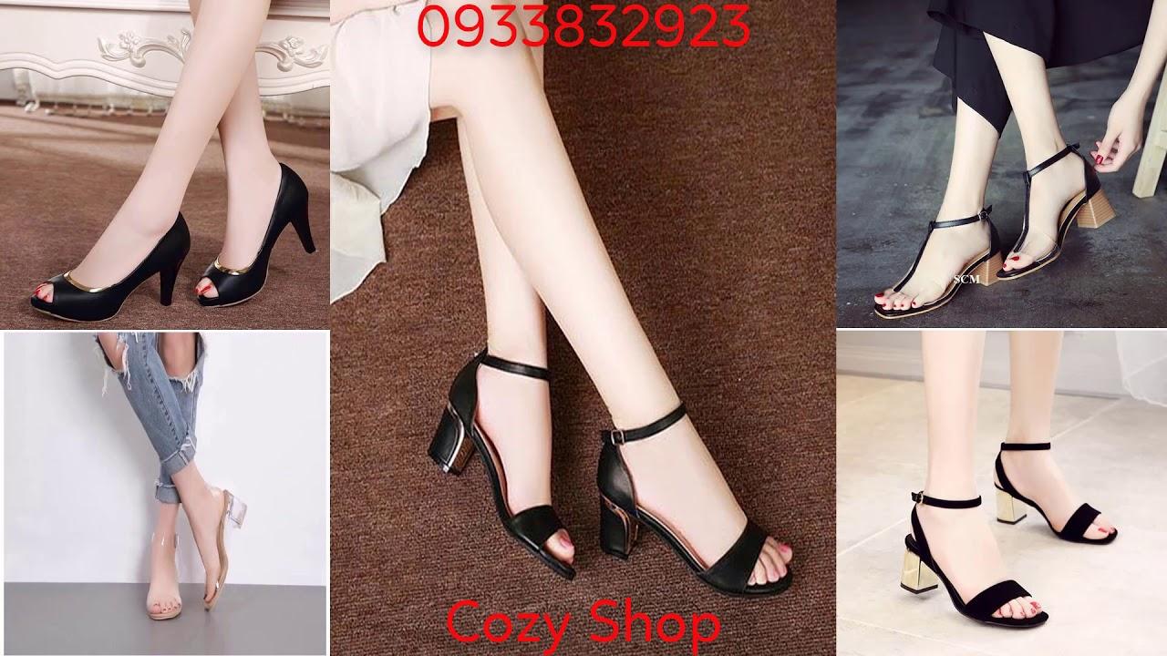 Giày Dép Nữ Thời Trang Cao Cấp   Cozy Shop   Tóm tắt các tài liệu liên quan giày dép nữ thời trang cao cấp đúng nhất