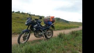 Kawasaki KLE250  Anhelo Краткий обзор мотоцикла