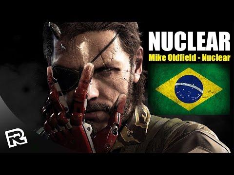 Metal Gear Solid - The Phantom Pain  - Nuclear  Legendado