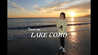 TRAVEL VLOG: ITALY, LAKE COMO