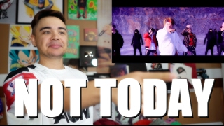 Video BTS - NOT TODAY MV Reaction [HYPE AF] download MP3, 3GP, MP4, WEBM, AVI, FLV Agustus 2018