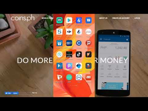 Initial Investment Of 5 K Using Coins Ph Wallet