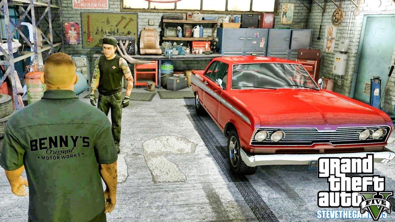 Watch GTA 5 REAL LIFE MOD #678 - VALET PARKING!!!(GTA 5 REAL