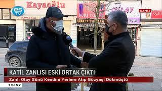 ESKİŞEHİR'İ SARSAN KATLİAMDA KATİL ZANLISI ESKİ OR