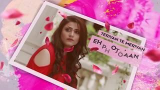 Tere Sheher Chon | Raashi Sood | Navi Ferozpurwala | New Punjabi Song 2018