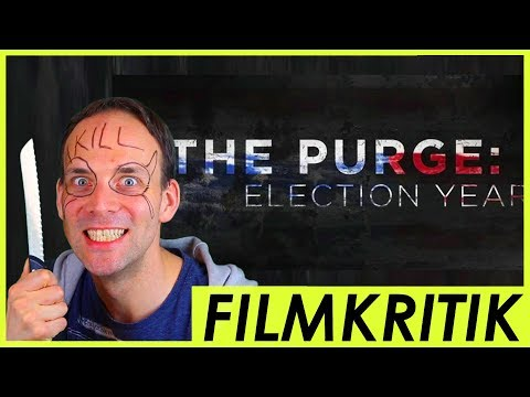 The Purge - Election Year - Review