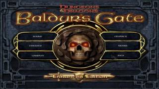 Baldurs Gate EE Playthrough, Part 1