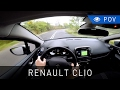 Renault Clio dCi 110 Intens GT Line (2017) - POV Drive | Project Automotive