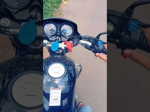 Driving bike #RLK RIDER #HF DELUXE