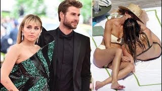 Miley Cyrus ends marriage with Liam, spotted kissing Kaitlynn Carter in Italy
