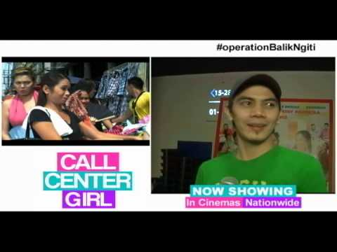 Call Center Girl (Samahan na si Terry, si Reg, si Vince) Travel Video
