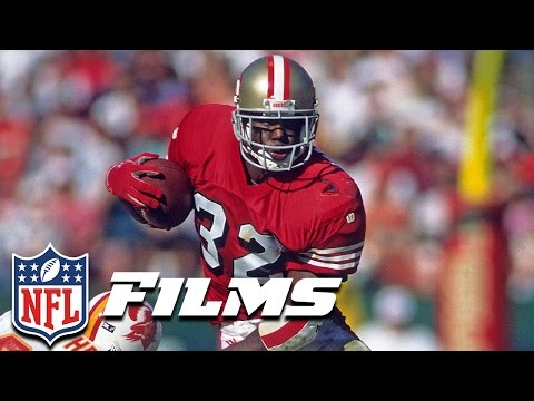 #7 Ricky Watters | NFL Films | Top 10 Players Not in the Hall of Fame