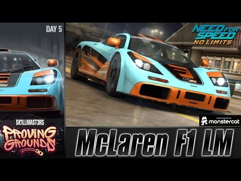 Need For Speed No Limits: McLaren F1 LM | Proving Grounds (Day 5 - Elimination)