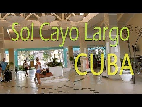 Sol Cayo Largo Cuba - Resort Tour / Lobby / Room / Grounds / Pool / Beach