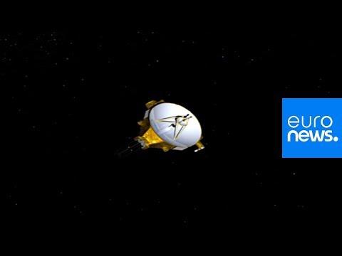NASA's New Horizons probe reaches Ultima Thule | #EuronewsNow