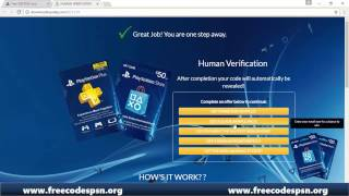 how to get free psn gift card codes   free psn code giveaway 2017