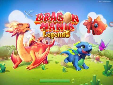 Dragon Mania Legends Comment Avoir Un Dragon Legendaire