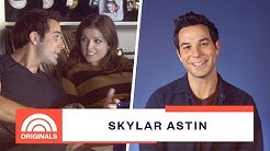 'Pitch Perfect' Star Skylar Astin Was 'Emotional' Filming Final Movie Scene | TODAY Original