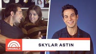 'Pitch Perfect' Star Skylar Astin Was 'Emotional' Filming Final Movie Scene | TODAY Original