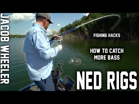 Ned Rigs - Heavy Cover Fishing Tricks