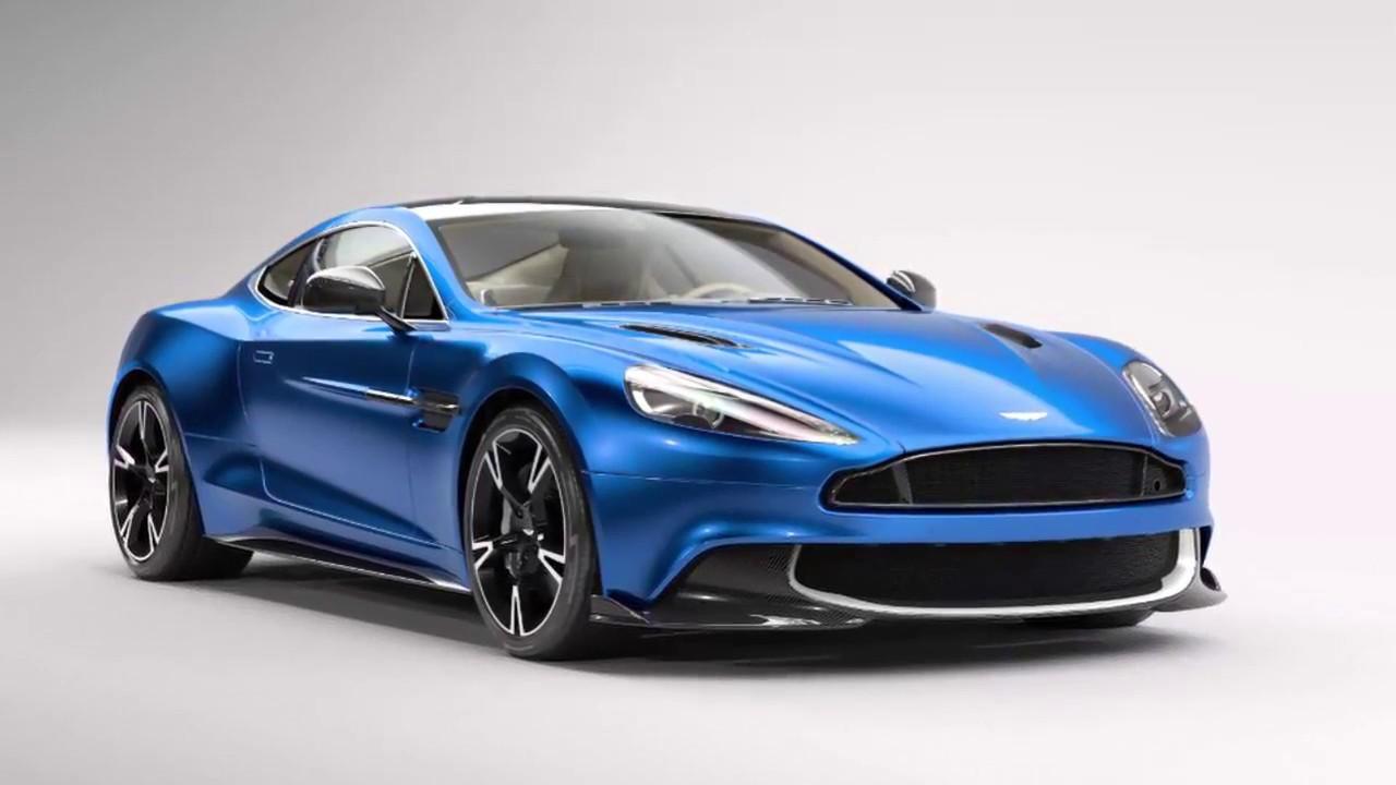 New 2017 Aston Martin Vanquish S Super Gt Youtube