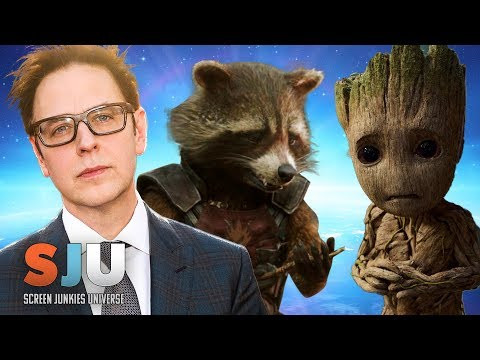 is James Gunn Abandoning Guardians? - SJU w/ Ali Fazal!
