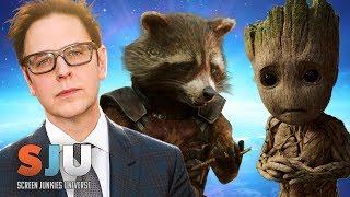 James Gunn Says He Won't Do Guardians 4 - SJU w/ Ali Fazal!