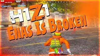Video H1Z1 - How Broken is ENAS? (Most Broken Game Mechanic) download MP3, 3GP, MP4, WEBM, AVI, FLV November 2017