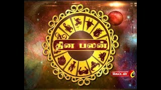 Rasi Palan | Dhina Palan | Astrology-Captain tv Show