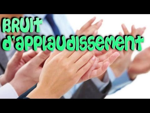 TÉLÉCHARGER BRUITAGES APPLAUDISSEMENTS